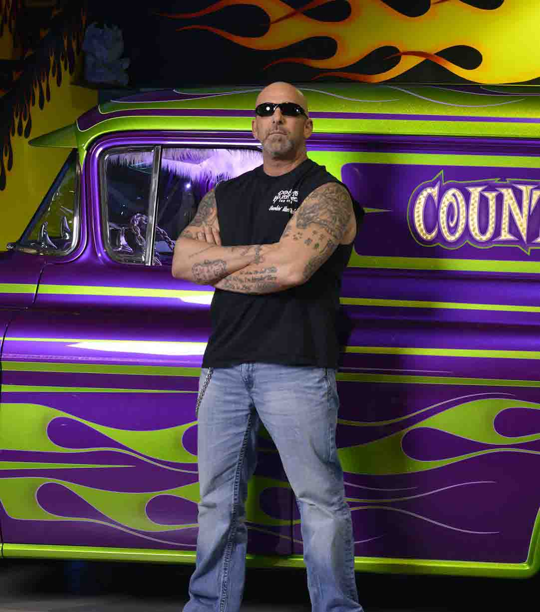 Counting Cars' Kevin Mack