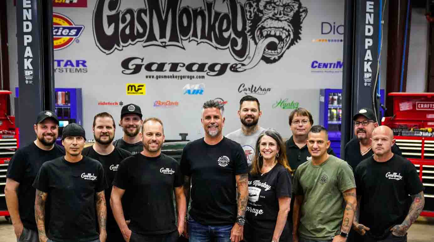 Fast N' Loud Cast Gas Monkey Garage Members Net Worth, Wiki, and Facts.