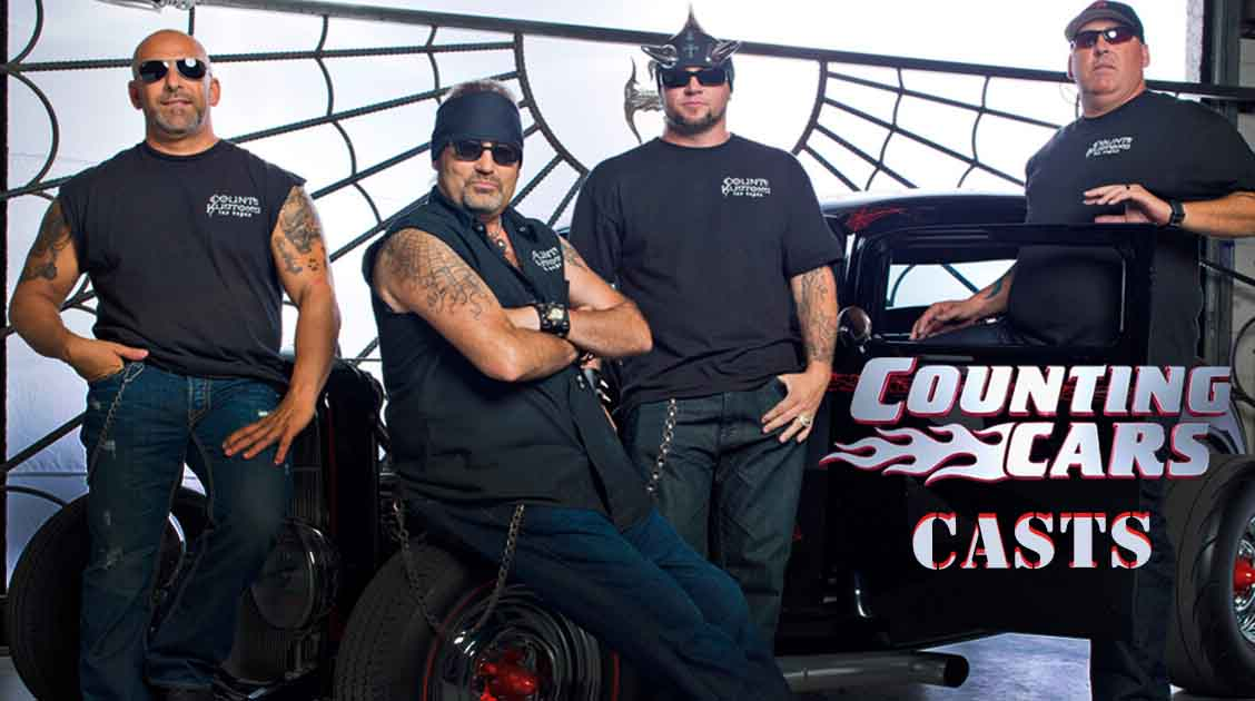 Counting Cars Cast' Net Worth, Location, Cancelled or Renewed?