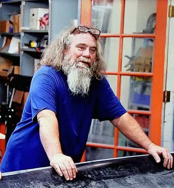 Michael Vincent Pyle, the Caveman