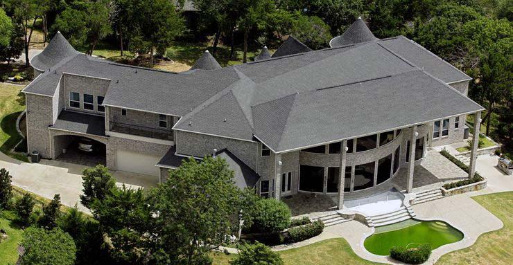 Richard Rawlings house