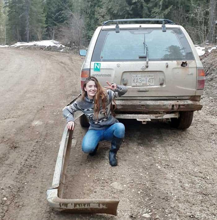 Rust Valley Restorers Girl, Cassidy Mceown