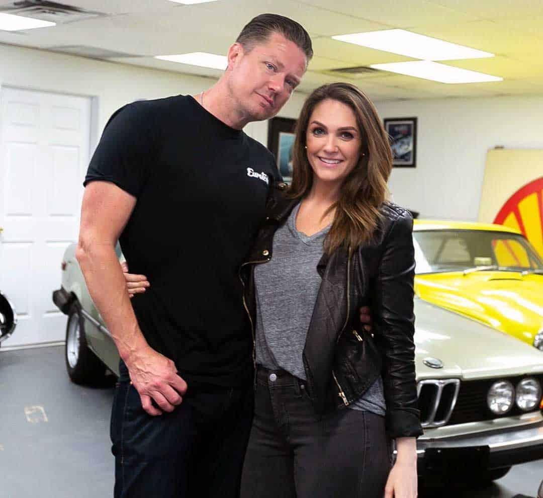 Chris Stephens and his girlfriend, Cheryl Kylene.