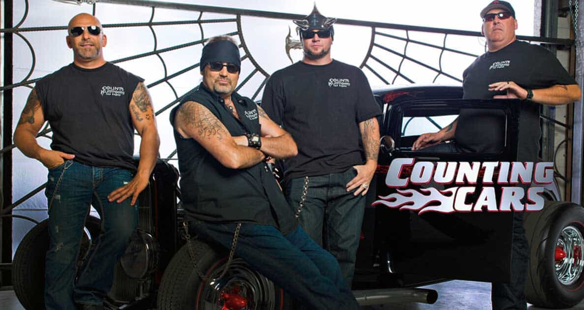 Counting Cars Cast
