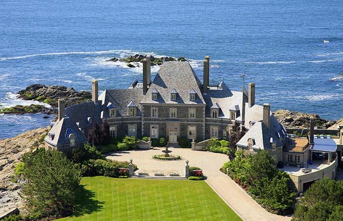 Jay Leno's $13.5 million house
