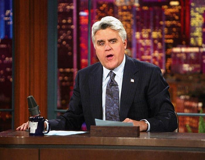 The Tonight Show Host, Jay Leno