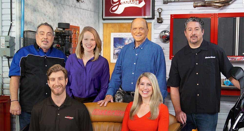 MotorWeek Cast