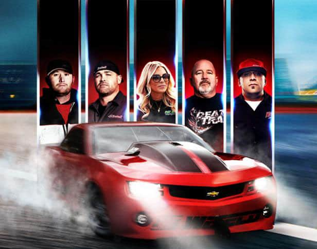 street outlaws cast