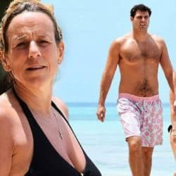 Jeremy Clarkson's Ex-wife, Frances Cain