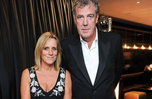 Jeremy Clarkson's first wife, Alexandra Hall