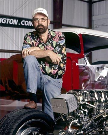 Boyd Connington
