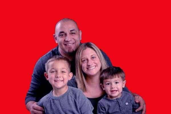 Justin Shearer and Alicia Shearer's Children