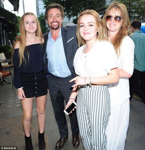 Richard Hammond's Daughters