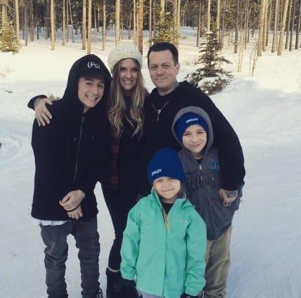 Ryan Friedlinghaus's Wife and Children.