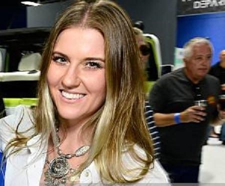 Ryan Friedlinghaus's wife.