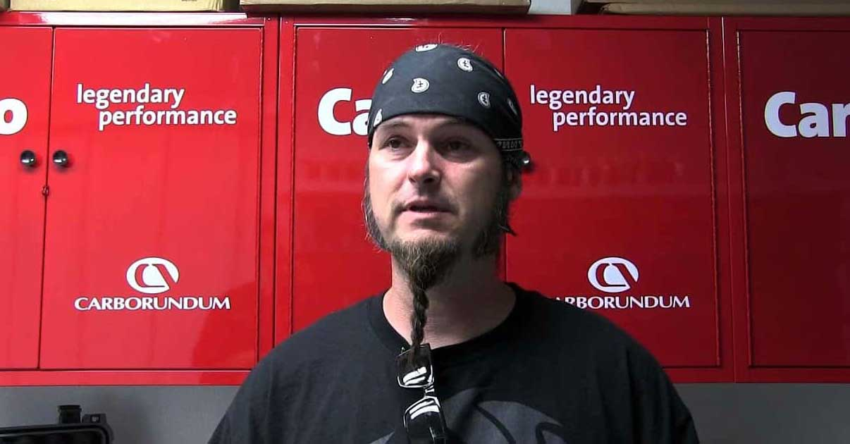 Photo of Counting Cars' Ex-Cast, Joseph Frontiera.