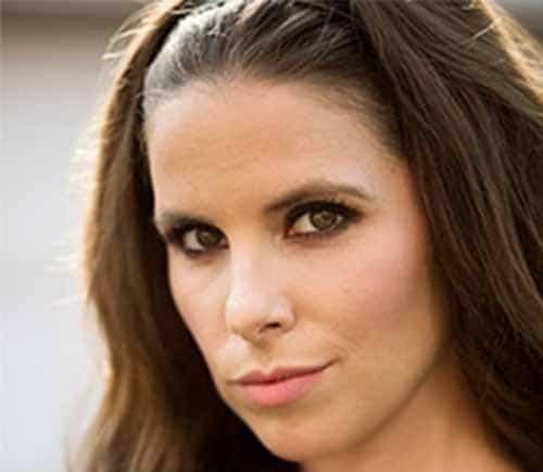 Image of one of the best car tv shows, Garage Squad, Lauren Bohlander