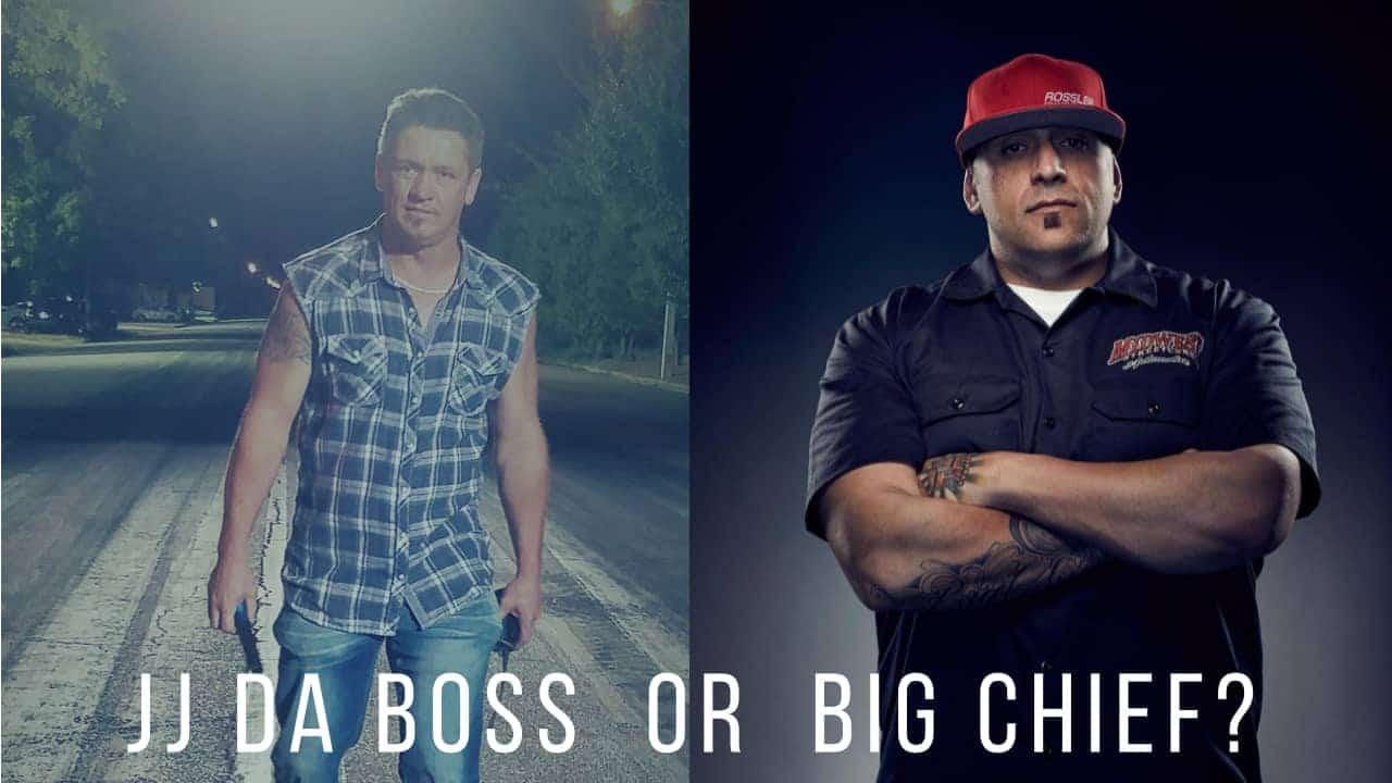Photo of Big chief and JJ Da Boss